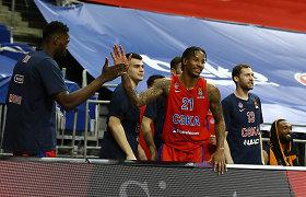 Istorinės CSKA pergalės Stambule fone – trys Eurolygos rekordai