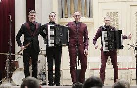 """Iškovoję prizinę vietą Sankt Peterburge, """"Subtilu-Z"""" kviečia į šventinį koncertą Vilniuje"""