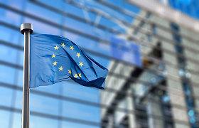 """ES """"apgailestauja"""" dėl naujųjų JAV muitų ir tikisi netrukus atnaujinti derybas"""