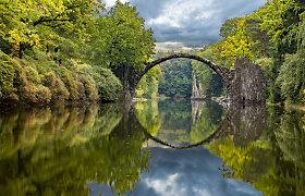 Būtina pamatyti Vokietijoje: pasakiško grožio Velnio tiltas