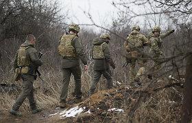 Kremlius kaitina Donbaso katilą: ko siekiama drąsiomis kalbomis apie sugrįšiančius mūšius?