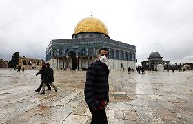 Izraelis nuo COVID-19 paskiepytiems ar persirgusiems turistams atsivers nuo gegužės 23-ios
