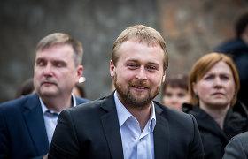D.Pancerovas: Lietuvoje žurnalistika neturi tradicijos