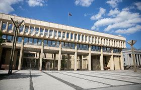 Seimo Aplinkos komitetas: urėdijų reformą reikia tobulinti