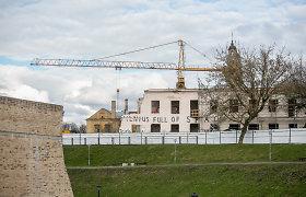 """R.Karbauskis dėl statybų prie Misionierių vienuolyno: """"Turi būti išaiškinta, kurios institucijos nepadarė savo darbo"""""""