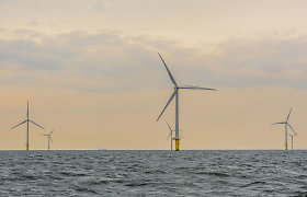 Norima skatinti Klaipėdoje kurtis ir plėstis jūros vėjo jėgainių, laivų remonto įmonėms