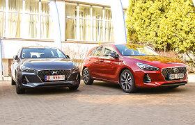 """""""Hyundai i30"""" bandymas – patobulintos technologijos ir """"Volks Wagen"""" pravardė"""