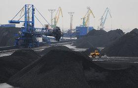 Rusija Ust Lugos uoste statys terminalą Baltarusijos eksportuojamų trąšų perkrovimui