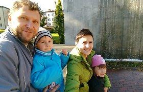 Iš Krymo į Lietuvą su šeima persikėlusi Elvira Drozdova