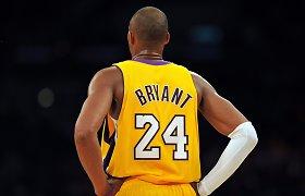 """NBA žvaigždė siūlo keisti lygos logotipą: """"Juodieji karaliai pastatė šią lygą"""""""