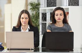 Kas išduoda, kad esate nemėgstami kolegų?