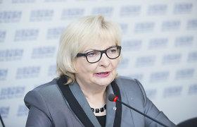 VTEK: buvusi NMVA vadovė, švietimo viceministrė M.Bilotienė pažeidė įstatymą