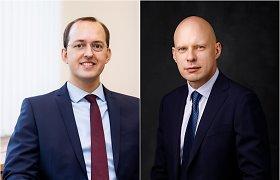 """Porinkiminis """"švarinimasis"""": ministras M.Skuodis atleido jau tris pirmtako J.Narkevičiaus paskirtus vadovus"""