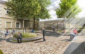 Pasirašyta sutartis dėl Vilniaus technologijų ir meno centro – jis įsikurs Sapiegos ligoninėje