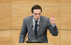 T.Tomilinas siūlo blokuoti LLRI laiškus Seimo nariams, Ž.Šilėnas tai vadina autoritarizmu