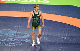 """Pralaimėjimu startavęs Edgaras Venckaitis baigė pasirodymą Rio: """"Trūko nedaug"""""""