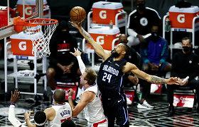 """Staigmena – visus lyderius iškeitę """"Magic"""" patiesė vienus NBA lyderių"""