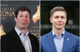 LSDP siūlo reitinguoti jos kandidatus, tarp jų – A.Nedzinskas, M.Sinkevičius