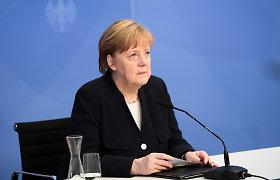 """A.Merkel: ES ir Kinijos investicijų susitarimas yra """"labai svarbus"""", nepaisant sunkumų"""