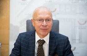 Kriminalinės žvalgybos parlamentinės kontrolės komisijai vadovaus Kęstutis Masiulis