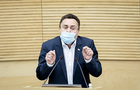 Kultūros bendruomenė reikalauja P.Gražulį šalinti iš Seimo Kultūros komiteto: savo noru nesitrauks