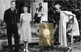 Skaudi princo Philipo vaikystė: mama sirgo šizofrenija, tėvas paliko šeimą, seserys ištekėjo už nacių