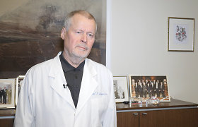 """Medikai sveikina metų kardiologu išrinktą prof. A.Laucevičių: """"Mums didžiulė garbė dirbti su tokiu žmogumi"""""""
