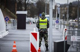 Sustingusios Velykos: rajonų merai ruošia kelių užtvarus, Vilnius tiki ir sąmoningumu