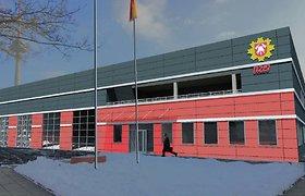 Vilniuje bus atnaujinta ugniagesių gelbėtojų stotis