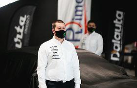 "Benedikto Čirbos ""BMW E92 Eurofighter"""