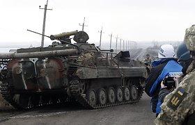 Ukrainos ekspertai: Donbase galimi visi scenarijai, tačiau jei kils kruvinas karas, jis bus kitoks nei 2014 m.
