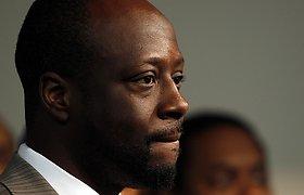 JAV reperis Diddy ragina atlikėją Wyclefą siekti Haičio prezidento posto