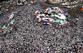 Tūkstančiai žmonių Tahriro aikštėje smerkia Egipto karinį perversmą