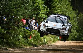 """Shell Helix Rally Estonia"" fotografo Irmanto Arnausko akimis"