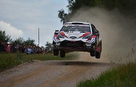 """Džiugi žinia WRC mėgėjams: """"Rally Estonia"""" tapo Pasaulio ralio čempionato etapu"""
