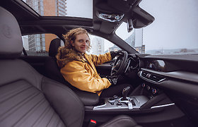 "Dominykas Butvilas – ""Alfa Romeo"" ambasadorius"