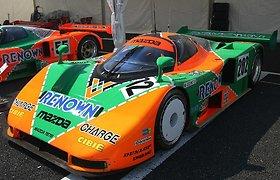 """Istorinis sportinis automobilis """"Mazda 787B"""""""