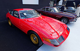"""Ferrari Daytona"" – panaši į durklą"