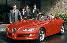 """""""Pininfarina"""" prekės ženklo kūriniai – žinomi visame pasaulyje"""