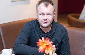 """Saulius Urbonavičius-Samas apie 1991-ųjų sausį ir muzikantų vienybę: """"Bijoti nebuvo kada"""""""