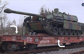 """Ekspertai apie """"Rail Baltica"""" įtaką Lietuvos ir viso regiono saugumui: """"To laukiame ne tik mes, bet ir NATO"""""""