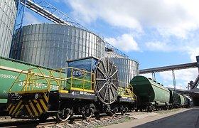 Klaipėdos uoste kuriamos inovacijos mažina anglies dioksido emisijas