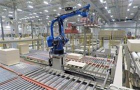 Per pandemiją pradėjo veikti robotizuota ir skaitmenizuota SBA baldų komponentų gamykla