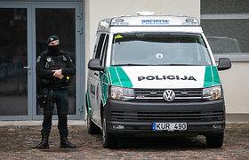 Pristatytas policijos darbas Naujųjų Metų naktį ir visą šventinį savaitgalį
