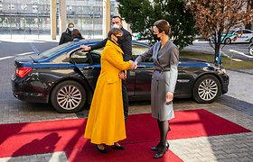 Kersti Kaljulaid stilius