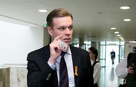 G.Landsbergis pripažįsta, kad iškilo grėsmė partijos atsinaujinimo idėjai