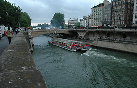 Priežastis, dėl kurios Paryžiaus žvejams patariama paleisti laimikį