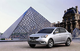 """""""Volvo"""" savininkė stiprina savo pozicijas pasaulyje"""