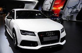 """Sportiškas """"Audi RS7"""""""