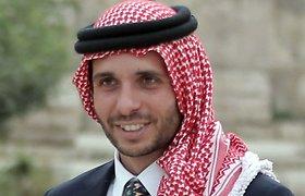 Sąmokslu prieš karalių kaltinamas Jordanijos princas Hamzah atsisako vykdyti nurodymus
